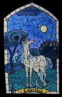 The Last Unicorn by Palasferas