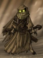 Jawa by spacegoblin