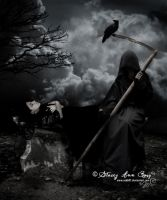Death Whispered A Lullaby by SAB687
