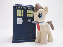 Dr Whooves by Imsya