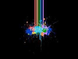 rainbow by barsky