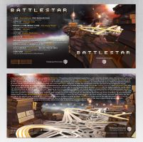 Battlestar 1 by TesserarT