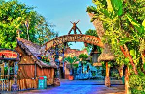 Adventureland HDR by Xx-rawr-xX