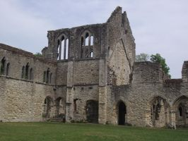 Netley Abbey May 2011 22 by LadyxBoleyn