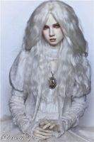 new hand-made wigs for nastavin by FragileDolls