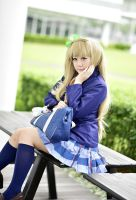 Love Live! Kotori cosplay 3 by GreenTea-Ice