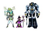Bot concepts 2 by Blissful-Rouzes