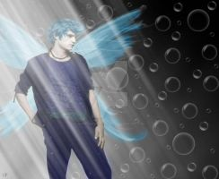 Male Bubble Fairy by Slow-Chemical-Design