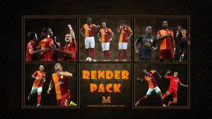 Galatasaray RenderPack by muraterol