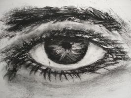 Eye Practice by SanguineEpitaph