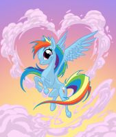Rainbow Dash by VASS-comics