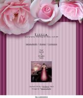 Journal skin - rose [pink] [instalator] by ShiStock