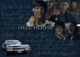 Supernatural - Hell House by LiFaAn
