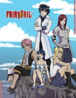 Fairy Tail by Zyephens-Insanity