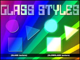 Glass Styles by blackdahlia