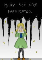 Fabricated girl by Erisabetta