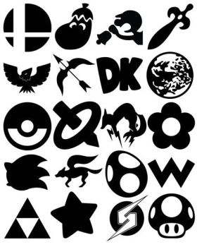 BRAWL Icons by Geekals