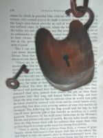 Vintage or antique lock and key by DemonRed6