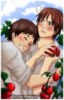 APH: Tomato love by LadySwallow