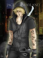 Jace Wayland (the Mortal Instruments) by bro0017