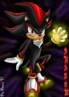 Shadow the Hedgehog by Mysterious-D