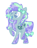 Silver Bow by ComputerDeathglare