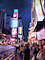 Times Square 66 by lightzone