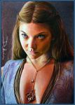 Margaery by DavidDeb