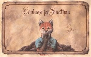 Cookies for Jonathan by PanHesekielShiroi