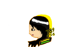 Me as a Persona 4 Icon :3 by Petpettails123
