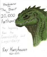 Memory of Ray Harryhausen by MonsterKingOfKarmen