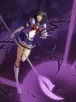 Eternal Sailor Saturn by The-Way-of-Hei