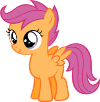 Scootaloo by Zacatron94