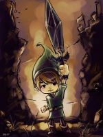 Link - The will by Zefy