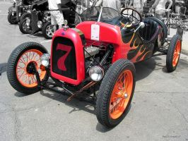 Vintage Ford Racer by colts4us