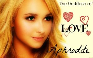 Aphrodite, the Goddess of Love