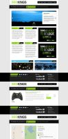 360 Kings Web Template by michaeltinnin