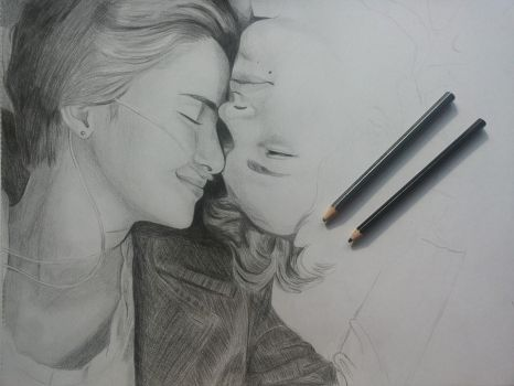 The Fault In Our Stars - in progress by DutchCow