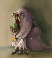 Ugly little monsters by coian