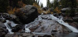 Lowest of The Falls by wyorev