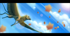Autumn Sky by Ankaiith