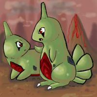 twice the larvitar by lulubellct