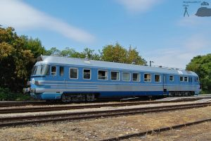 Silver Arrow nostalgia railcar by morpheus880223