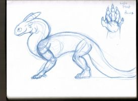 Airless Reference Sketch by Airlesse