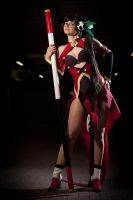 Litchi Faye Ling : BlazBlue by Lumis-Mirage