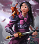 Mulan by PeterPrime