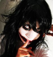 Jeff the killer cosplay- 3 by haozeke93