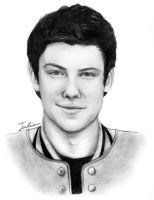 Cory Monteith by JuliaFox90
