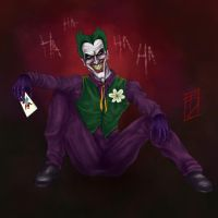 The Joker by Trance-Sephigoth