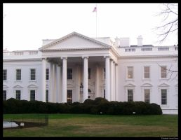 White House by Lilith1985